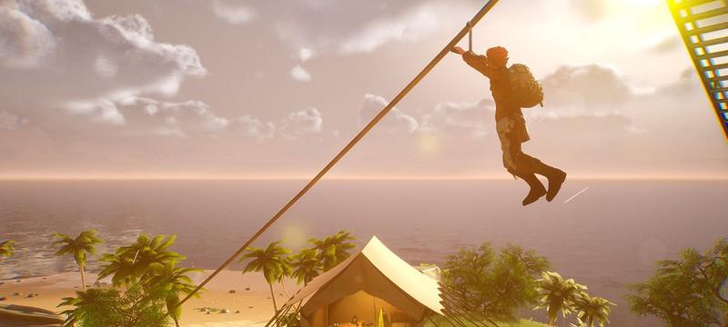 Интригующий синтез атмосферы Firewatch и геймплея Unсharted в трейлере инди Hazel Sky
