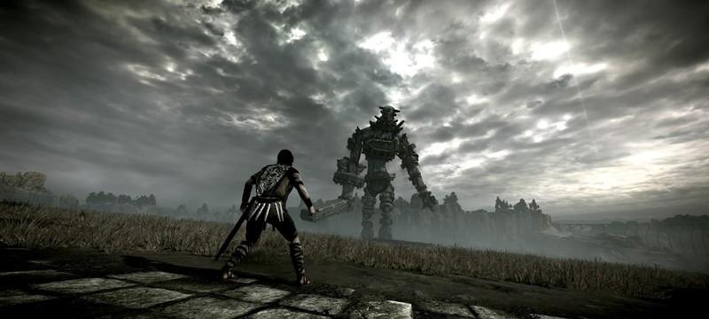 Слух: в марте подписчики PS Plus получат Shadow of the Colossus и Sonic Forces