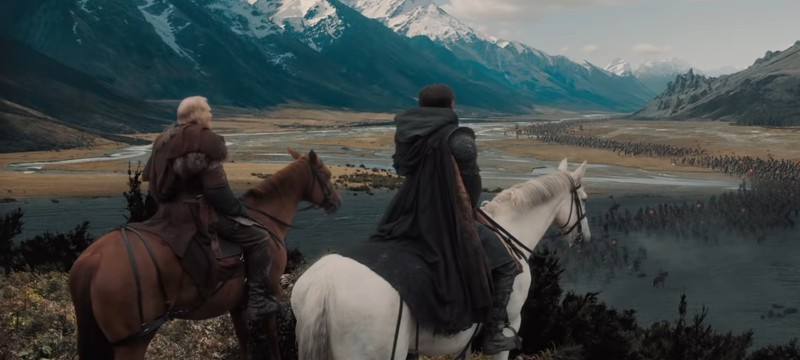 Первый трейлер сериала The Letter for the King от Netflix