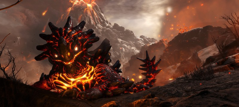 Подводный, лунный, зимний и вулканический мир в релизном трейлере дополнения Genesis для Ark