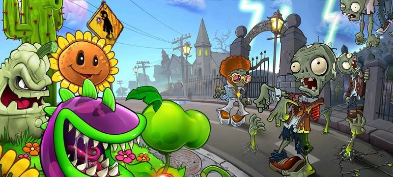 Состоялся тестовый запуск Plants vs. Zombies 3