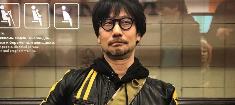 Хидео Кодзима получит высшую награду BAFTA за выдающиеся достижения