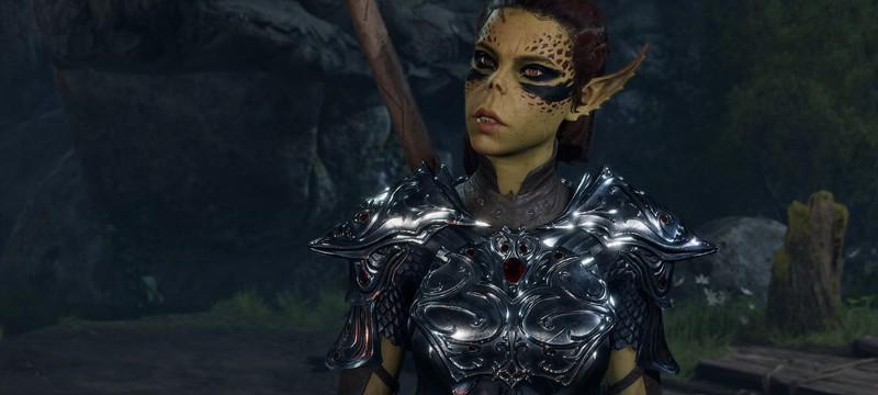 Первые детали и геймплей пре-альфы Baldur's Gate 3