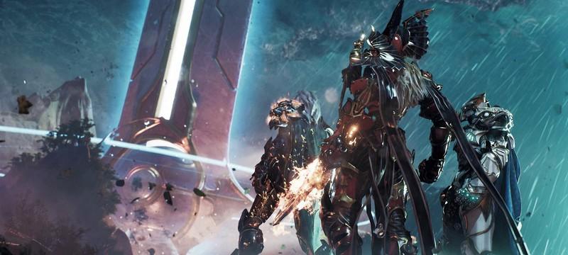 Разработчики Godfall поделятся деталями об игре в самое ближайшее время