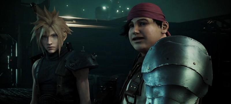 Динамическое разрешение и стабильные 30 FPS — технический разбор демо ремейка Final Fantasy 7