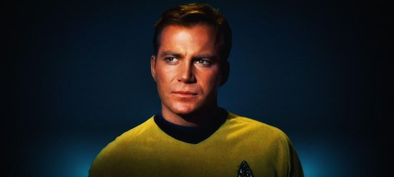 Уильям Шетнер не вернется к роли капитана Кирка
