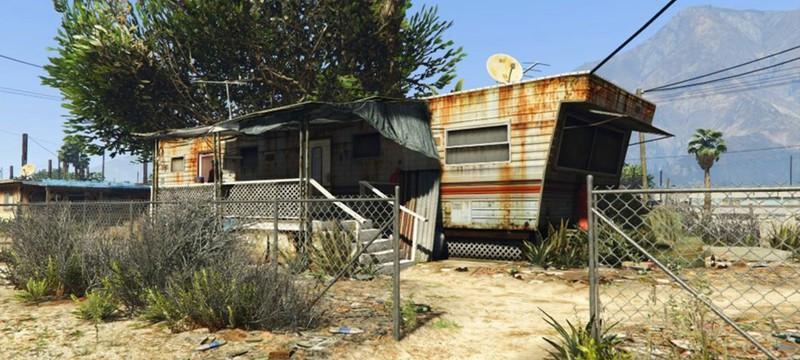 В Sims 4 детально воссоздали жилье Тревора из GTA 5
