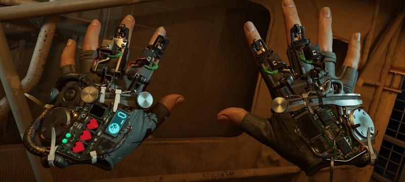 13 минут геймплея Half-Life: Alyx с комментариями разработчиков