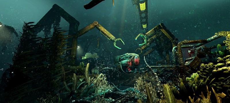 Бункер и пещеры в тизерах новой игры от создателей SOMA