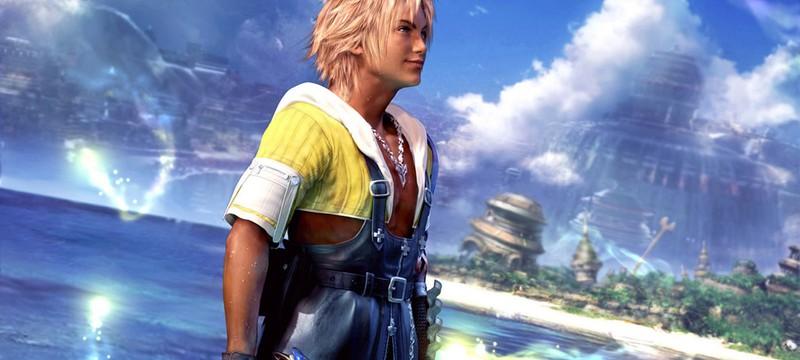 Японцы назвали Final Fantasy X лучшей игрой серии