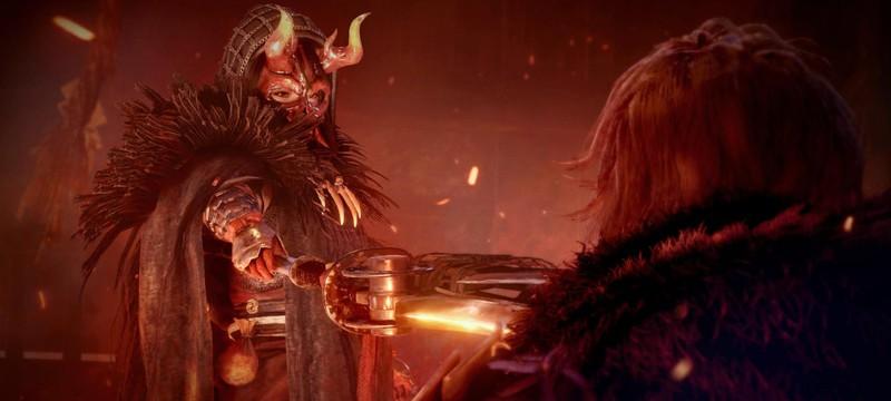 Редактор персонажа и сражения в новом геймплейном роликe Nioh 2