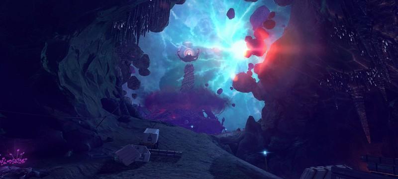 Сравнение мира Зен в Half-Life и Black Mesa