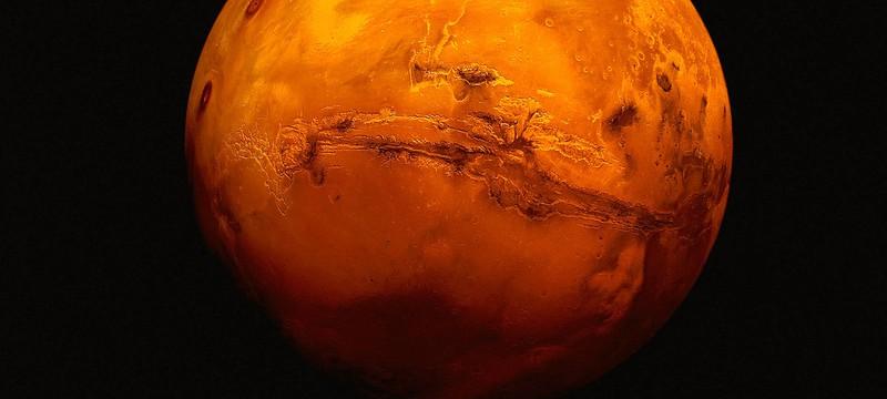 NASA представила высокодетализированную панораму Марса