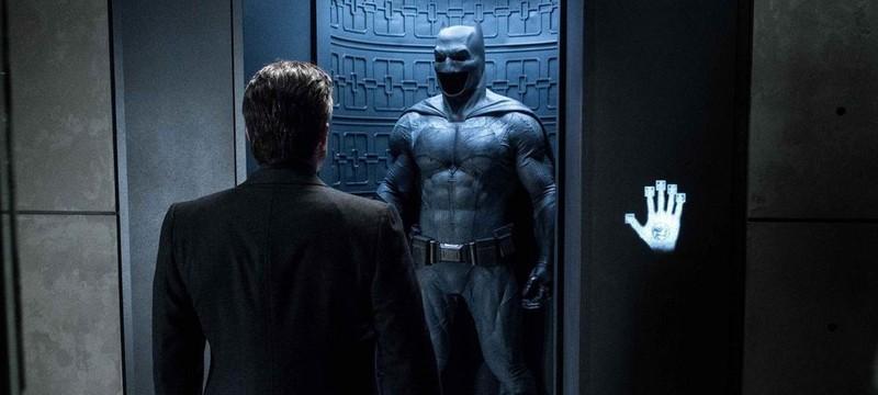 """Бен Аффлек: Мне позволили взять костюм Бэтмена со съемок """"Лиги Справделивости"""" на день рождения сына"""