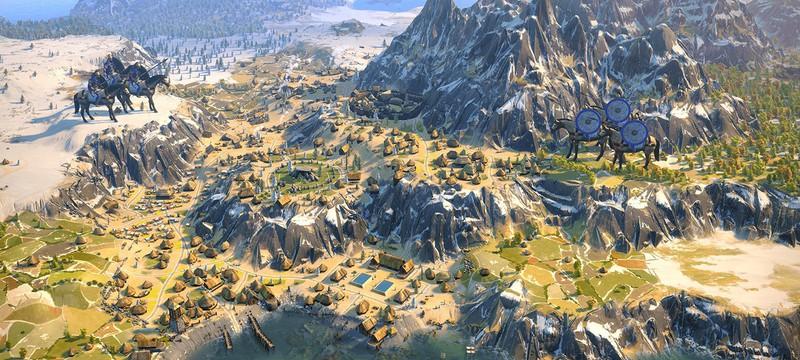 Еще пара новых скриншотов Humankind и детали стартовых цивилизаций