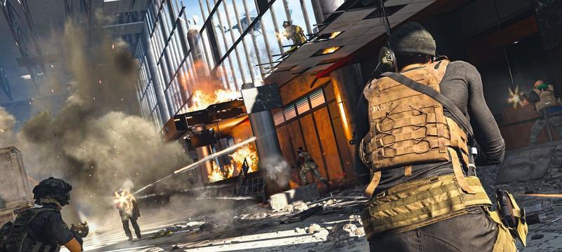 Королевская битва Call of Duty станет доступна на PS4 и PS5 в декабре