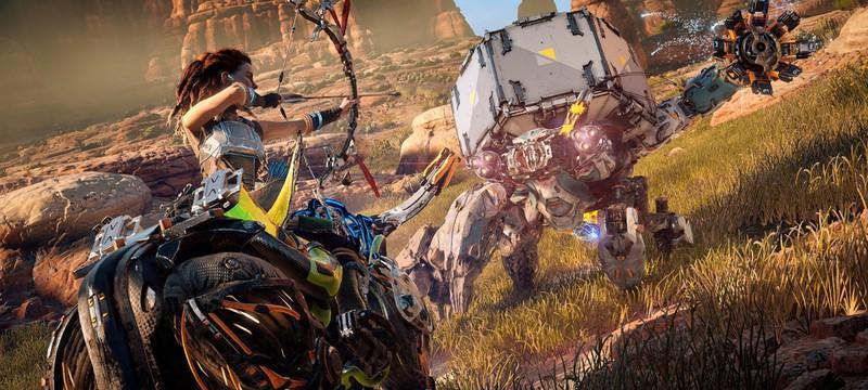 Официально: Horizon Zero Dawn выйдет на PC