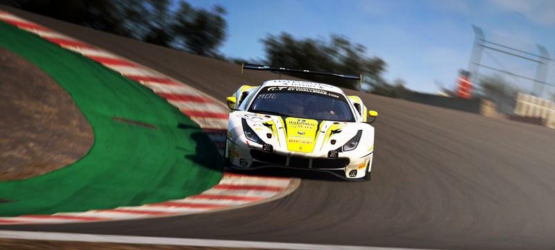 Assetto Corsa Competizione выйдет на консолях в июне