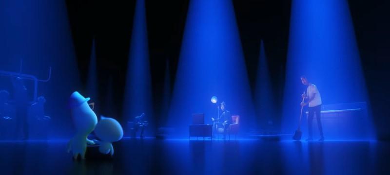 """Первый трейлер анимационного фильма """"Душа"""" от Pixar"""
