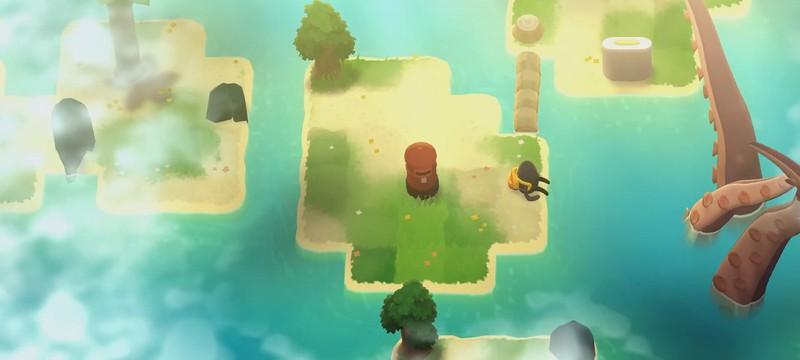 Милые приключения монстра в первом трейлере головоломки A Monster's Expedition