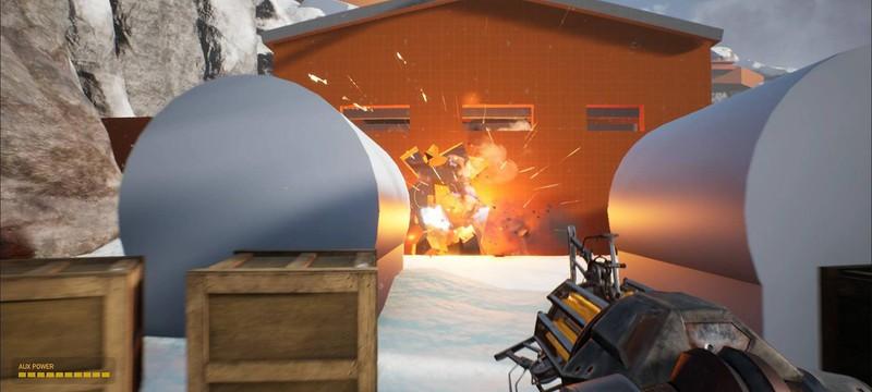 Новый видеодневник разработчиков фанатской версии Half-Life 3 посвящен ветру и физике воздуха