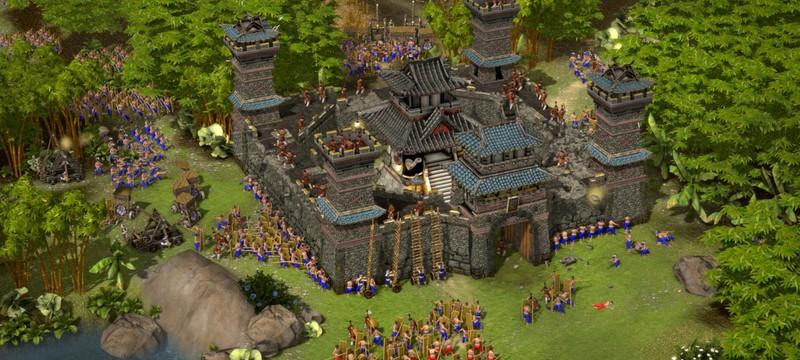 Полчаса геймплея стратегии Stronghold: Warlords