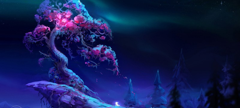 Арты и концепты Ori and the Will of the Wisps