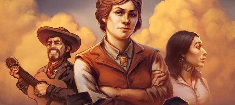 Приключения на Диком Западе в первом трейлере адвенчуры Rosewater