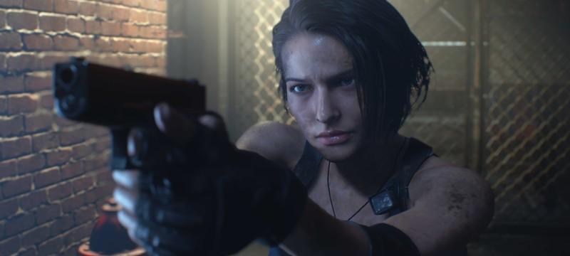 Resident Evil 3 стала темой нового номера Game Informer
