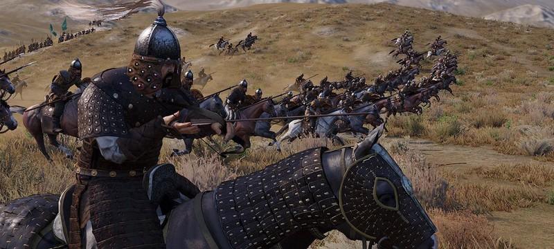Новый геймплей Mount & Blade 2: Bannerlord