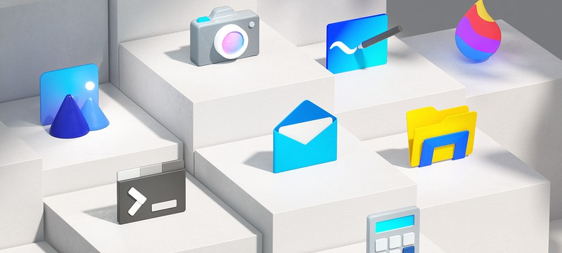 Microsoft тизерит новый дизайн Windows 10