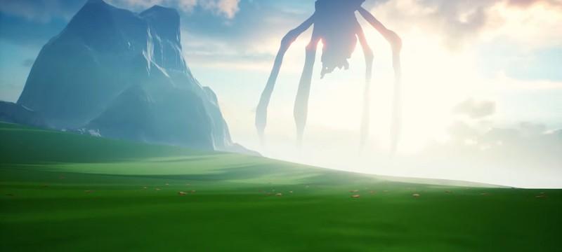 Приключения в красочном открытом мире в первом трейлере экшена Lucen