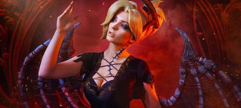 Пятничный косплей: World of Warcraft, Silent Hill и Overwatch