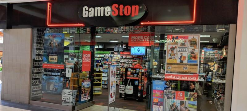 GameStop закроет свои магазины в США из-за эпидемии