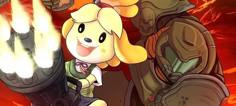 UK-чарт: Очаровательная Animal Crossing обошла DOOM Eternal