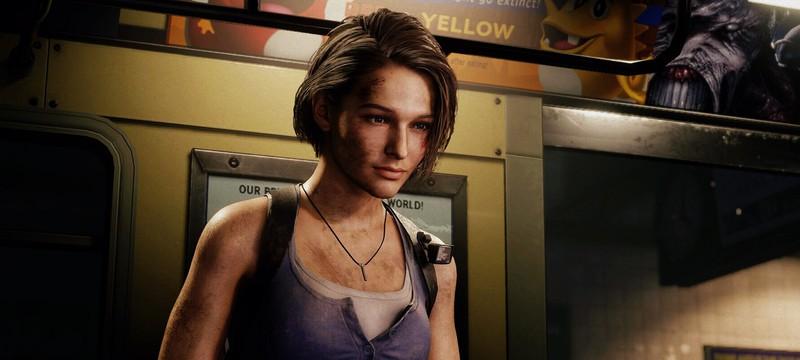 Ремейк Resident Evil 3 можно пройти только с ножом