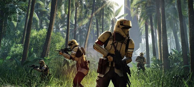 Скариф в Star Wars Battlefront 2 появится позже, чем планировалось