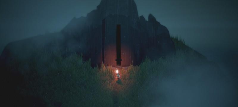 Инди-долгострой Below выйдет на PS4 7 апреля