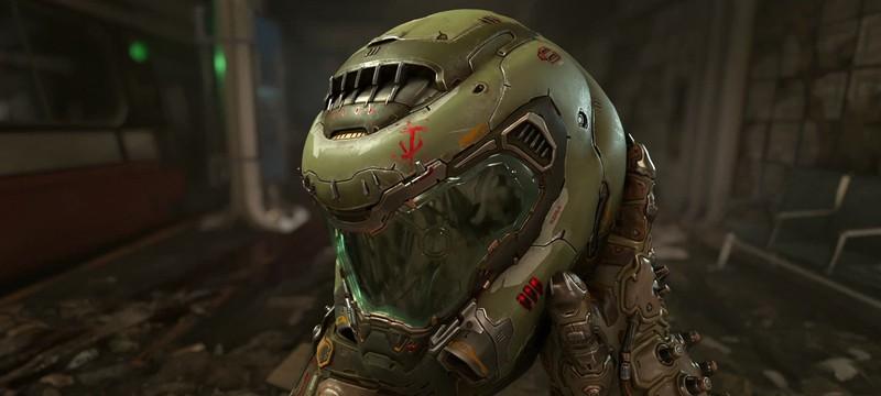 Энтузиасты показали, как Doom Eternal выглядит от третьего лица