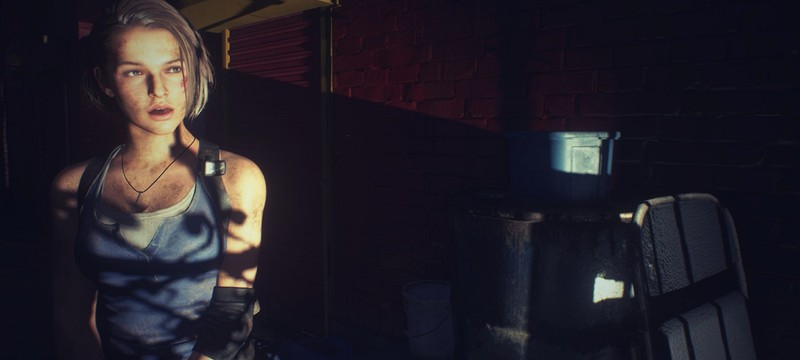 В демо Resident Evil 3 добавили вид от первого лица