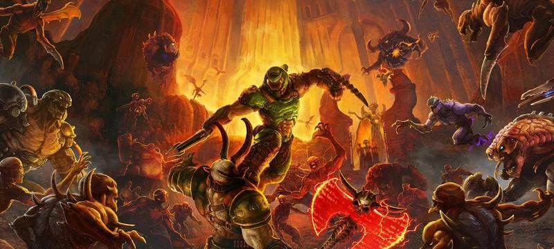 Digital Foundry: Doom Eternal страдает от серьезного инпут-лага на Stadia