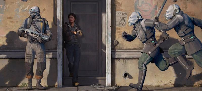 Для Half-Life: Alyx вышел первый мод, позволяющий играть на мышке и клавиатуре