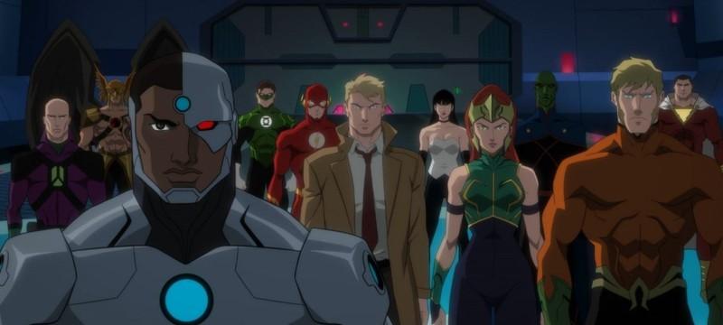 Justice League Dark: Apokolips War закончит анимационную вселенную DC