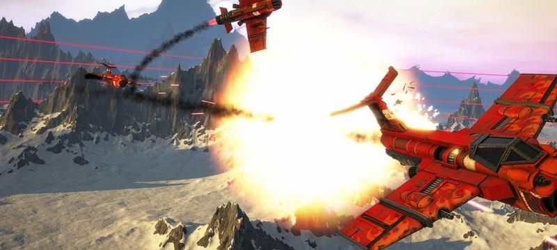 Warhammer 40000 в воздухе в первом трейлере тактической стратегии Aeronautica Imperialis: Flight Command