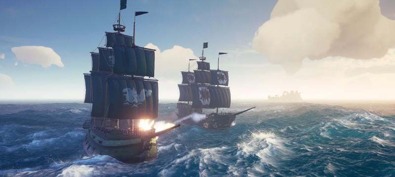 Sea of Thieves скоро выйдет в Steam