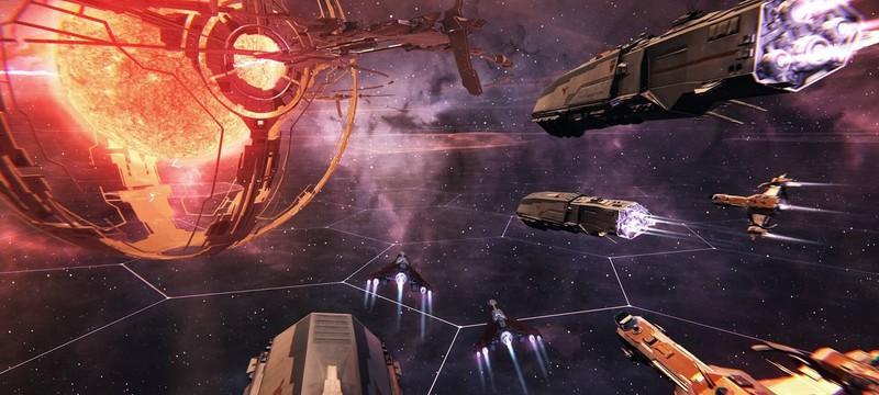 Стартовала открытая бета космической 4X MMO-стратегии Starborne