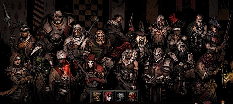 Darkest Dungeon получит дополнение с PvP-ареной
