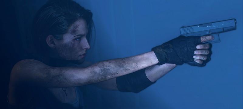Сравнение сцен из оригинала и ремейка Resident Evil 3