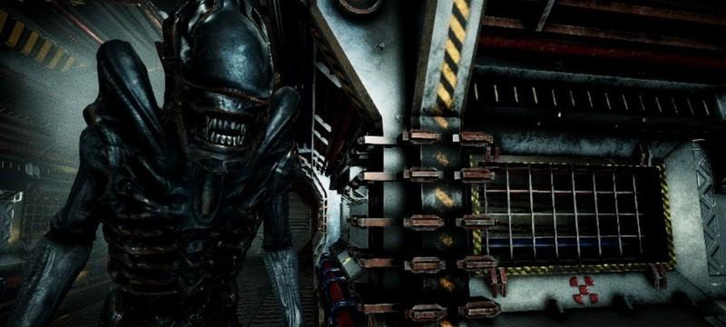 Геймплей беты Alien: Hope for the Future — фанатской игры про Чужого