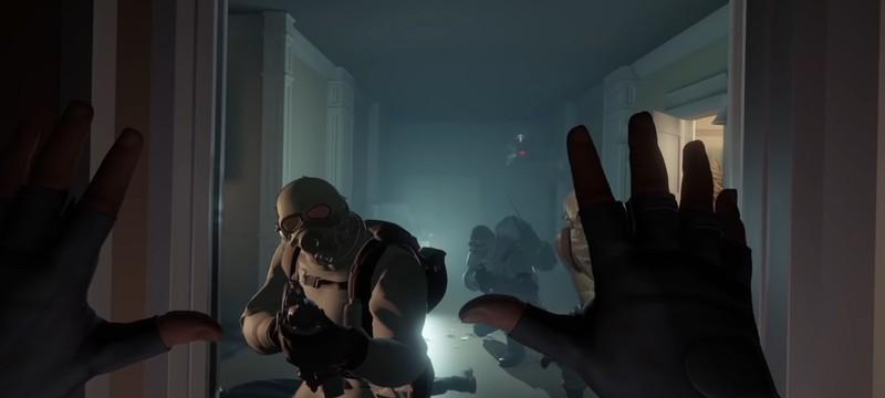 Картофельный режим — графику Half-Life: Alyx максимально упростили